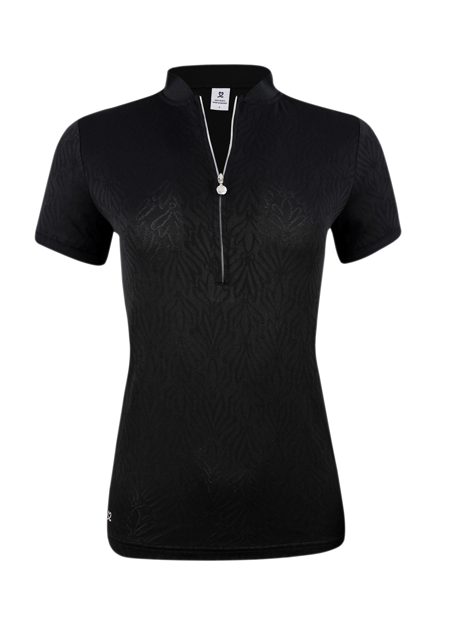 Linn short-sleeved polo shirt