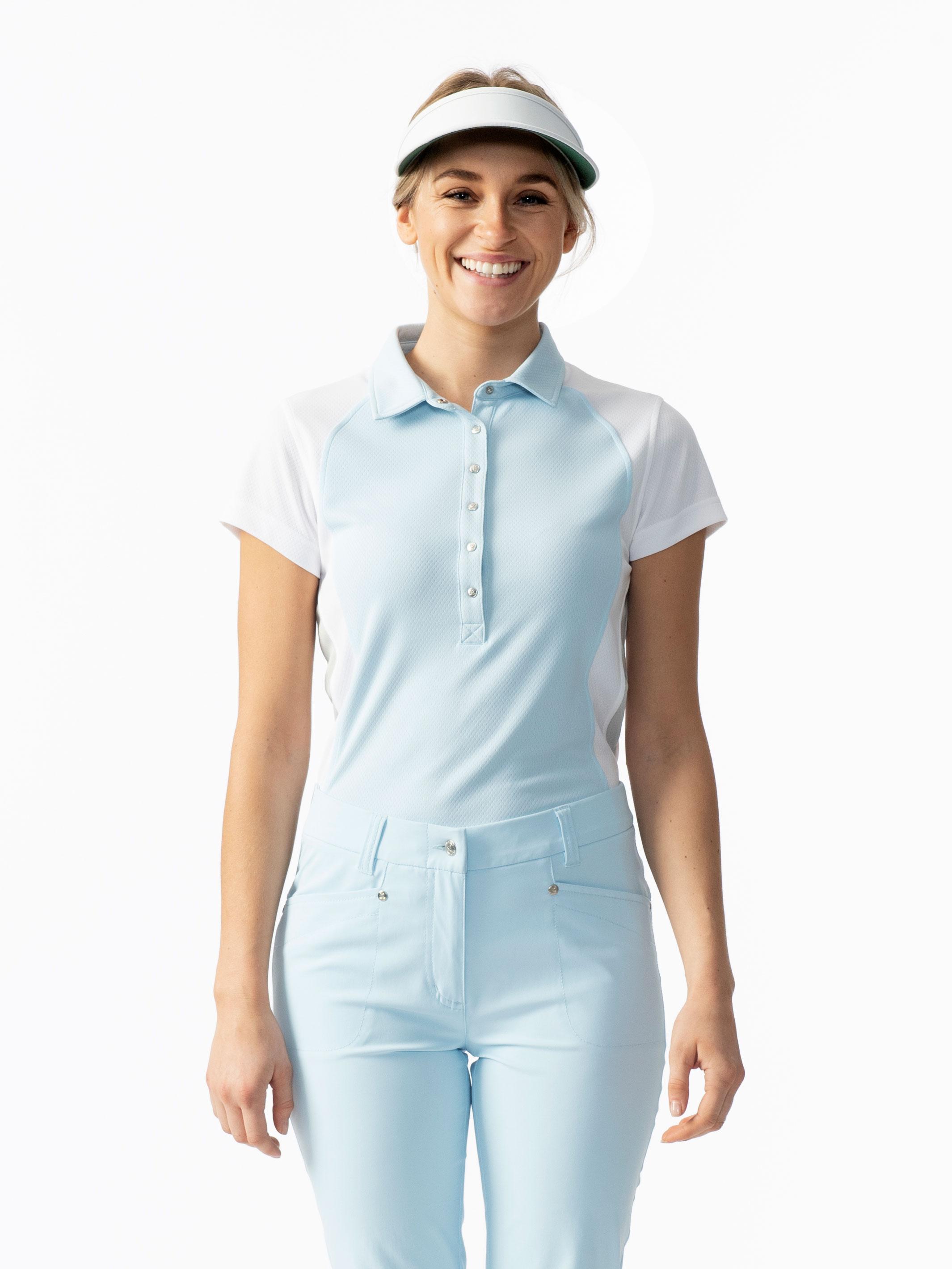 Zenia Short-sleeved Polo Shirt