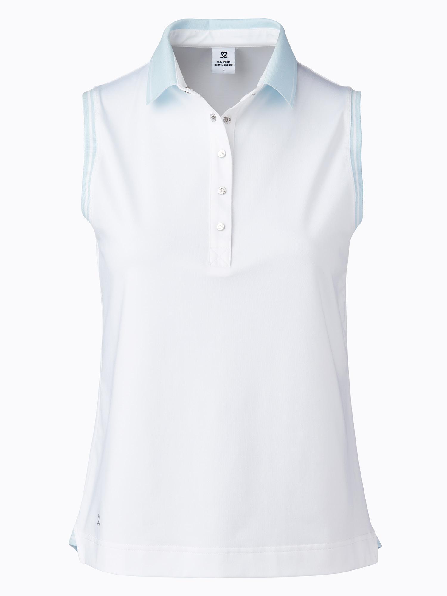 Milia Sleeveless Polo Shirt