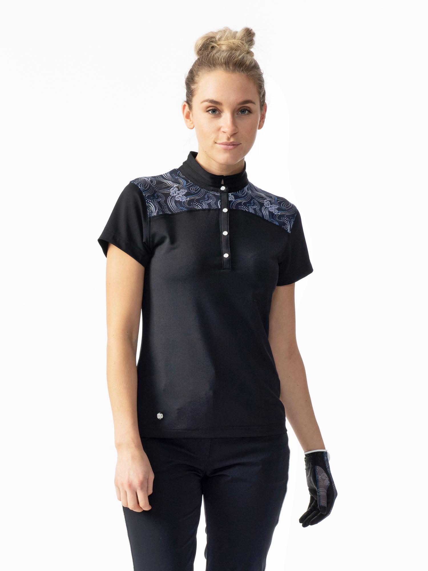 Sigrid Short-sleeved Polo Shirt