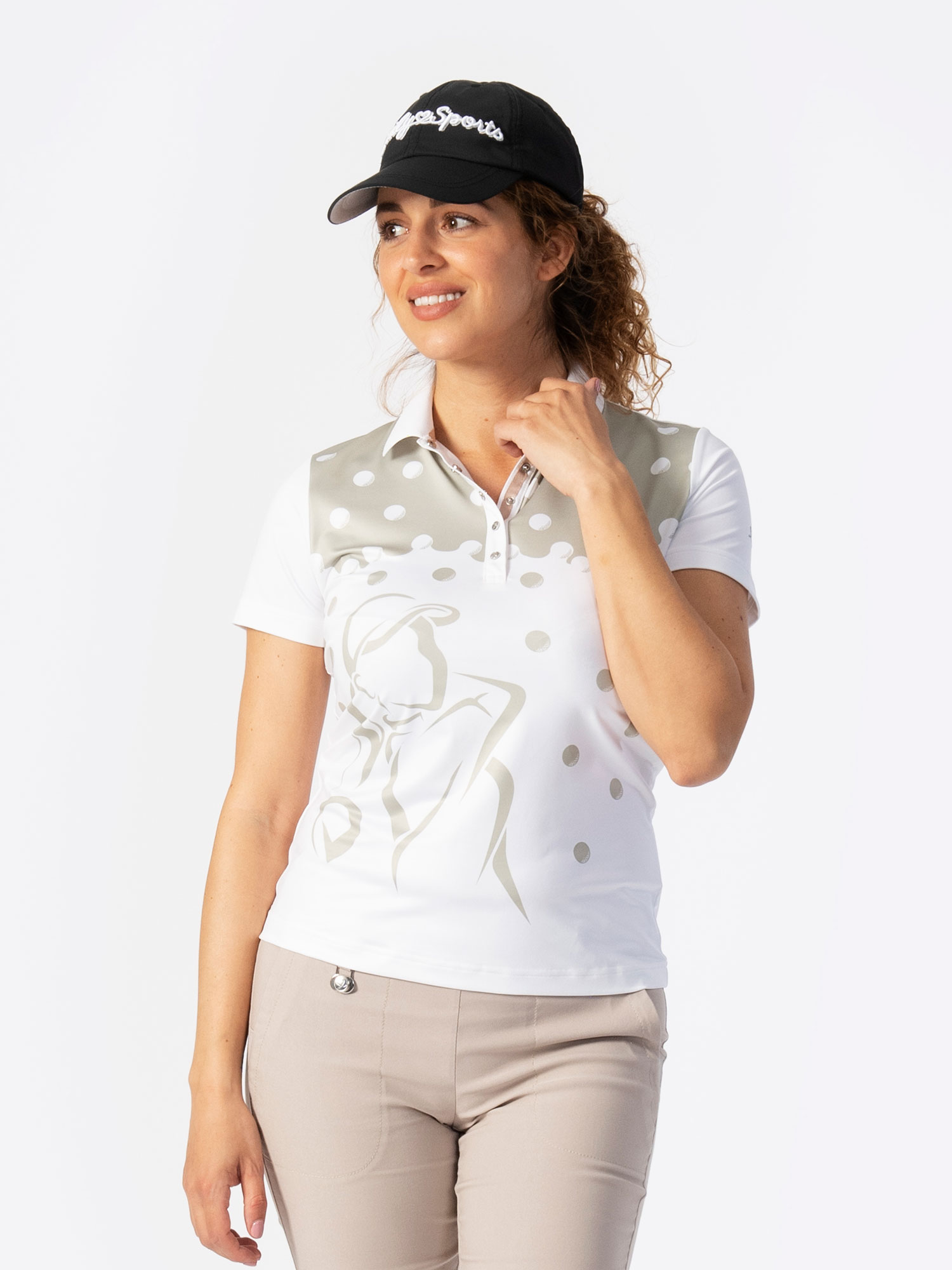 Aim Short-sleeved Polo Shirt