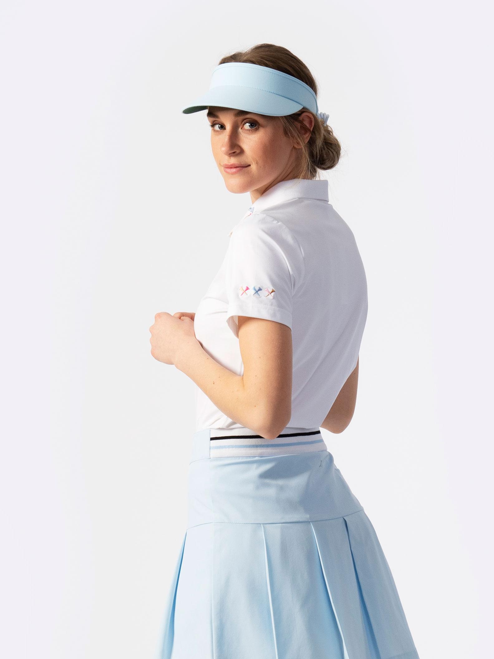 Selma Short-sleeved Polo Shirt