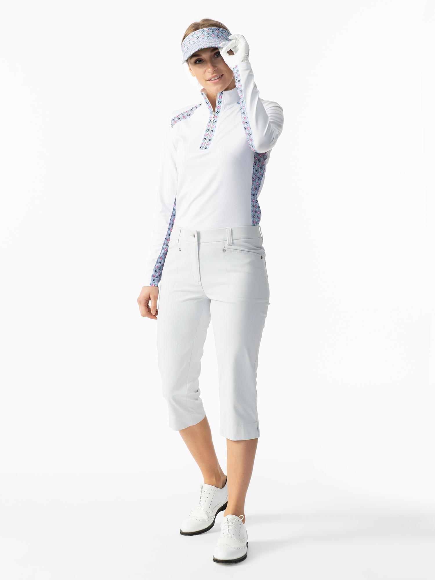Sue Long sleeve Polo Shirt