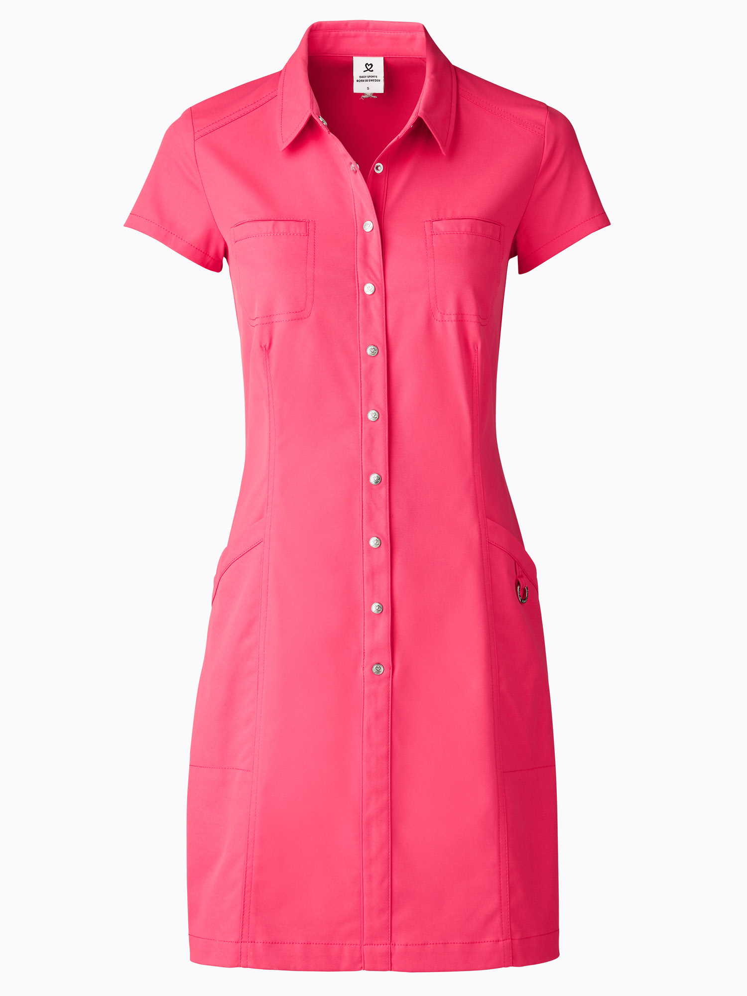 Lyric Short-sleeved Dress