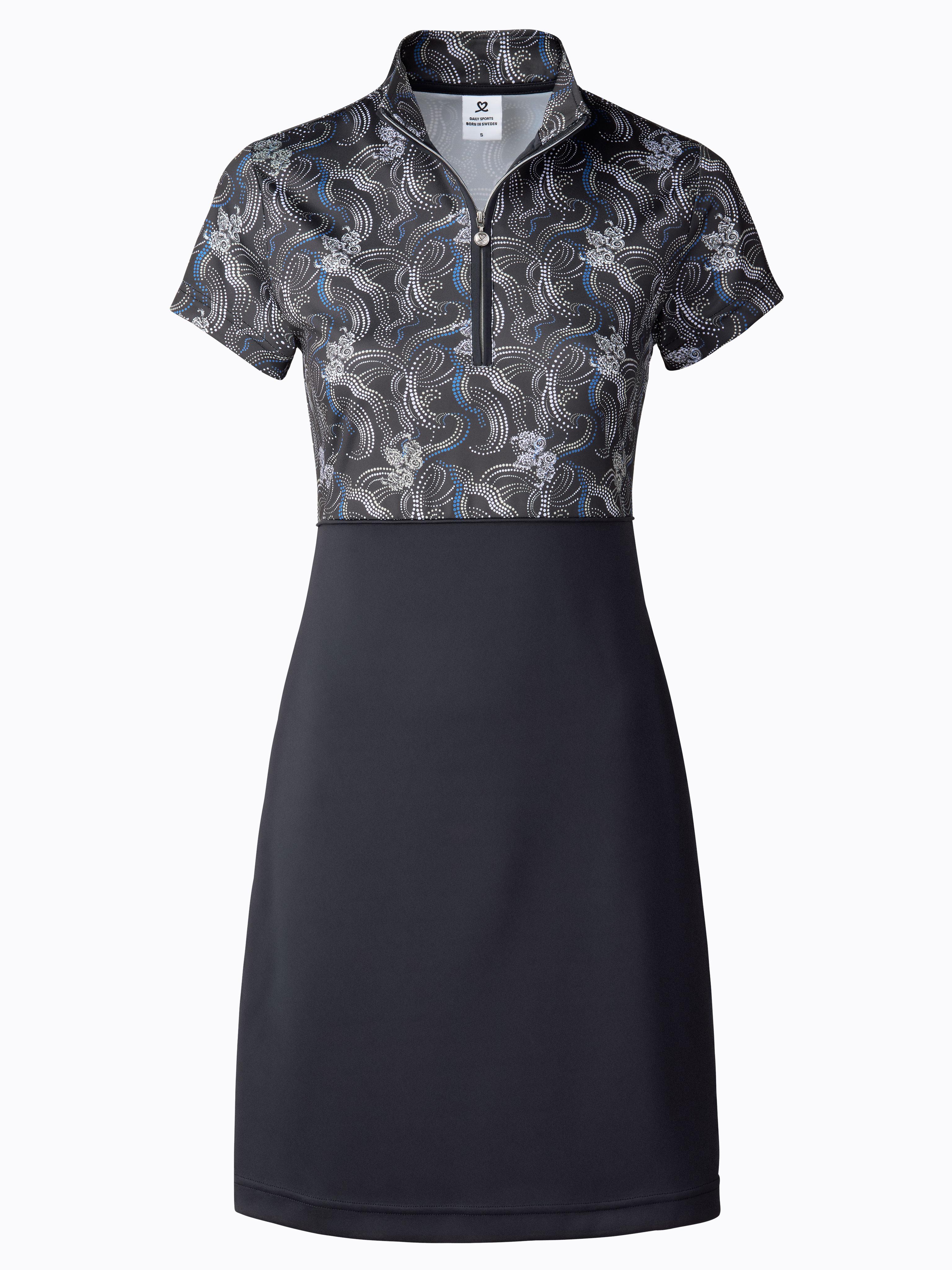Luisa Cap Short-sleeved Dress