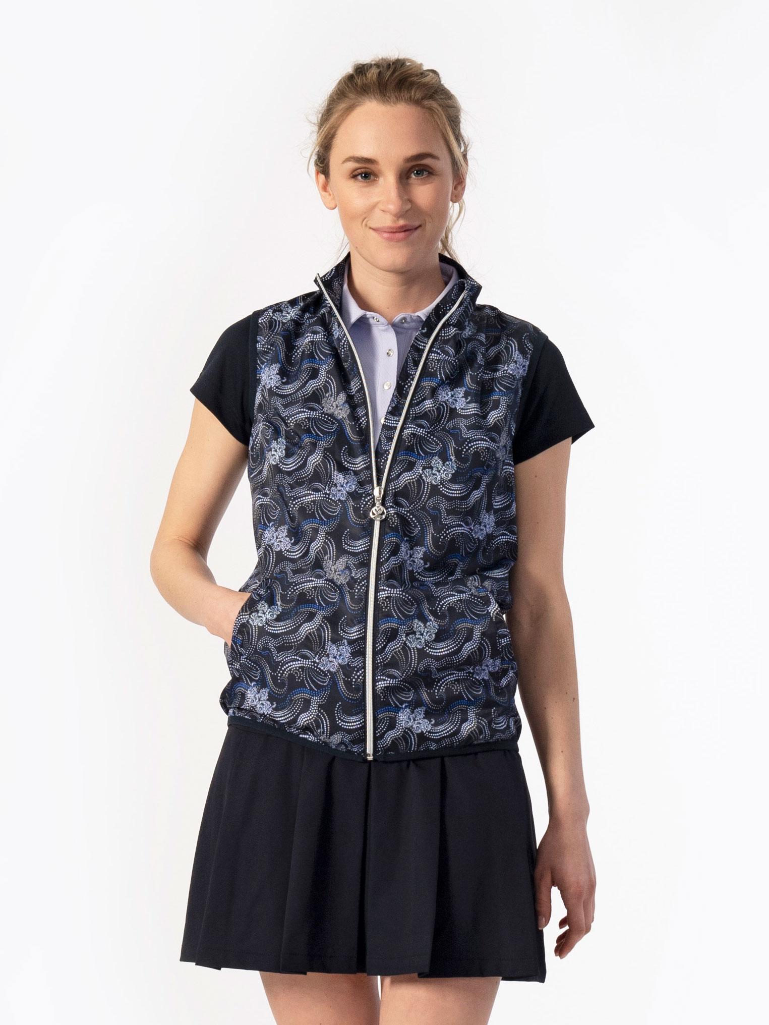 Luisa Windbreaker Vest